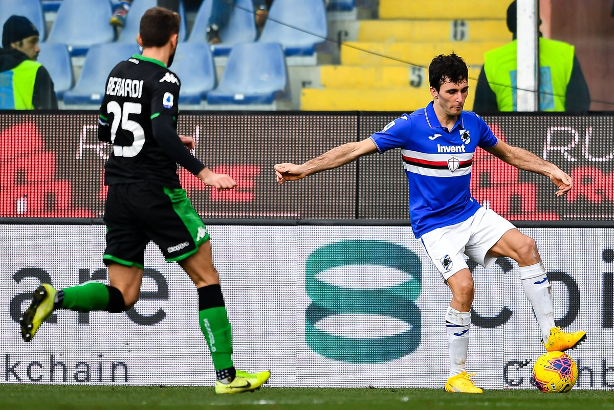#SampSassuolo