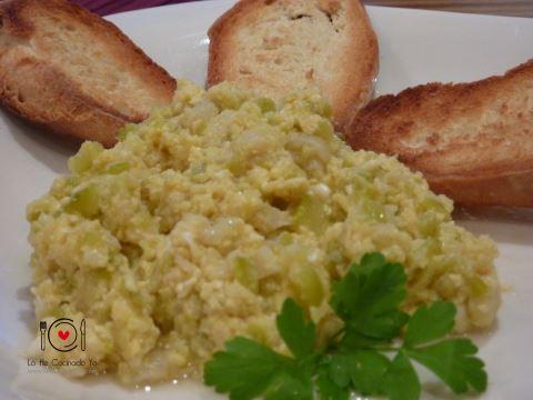Zarangollo murciano  vía @Lohecocinadoyo  #verduras #patatas #guarniciones #receta #delicioso #comida #fácil #food #foodporn #foodie #yummy #tasty #delicious . . 🔍 Encuentra las mejores recetas en la App  📲