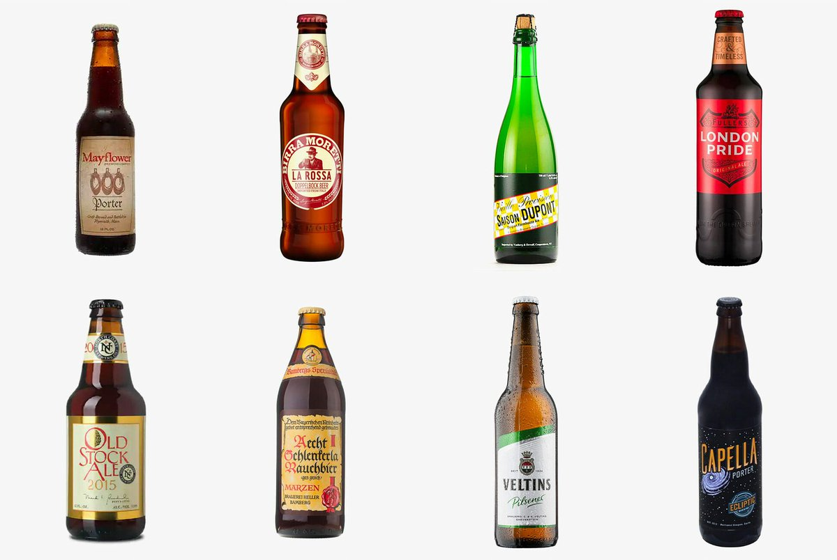 The 15 Most Underrated Beers in the World beers.life/2vn8ESF