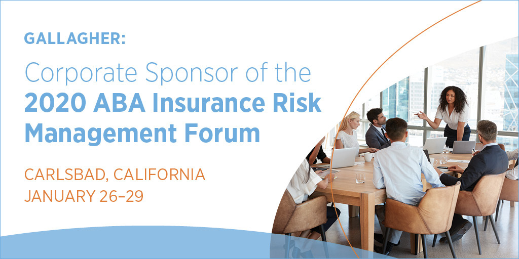 Were proud to support this years @ABABankers Insurance Risk Management Forum by helping Americas banks face the future with confidence. bit.ly/3aJHGVC