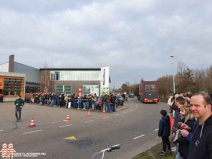 Formule 1 koorts in gemeente Westland (met video) https://t.co/1GXK2dpLMM https://t.co/zMtWDGMZWe