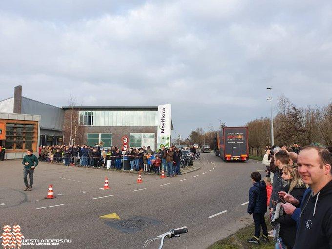 Formule 1 koorts in gemeente Westland (met video) https://t.co/1GXK2dpLMM https://t.co/zMtWDGMZWe