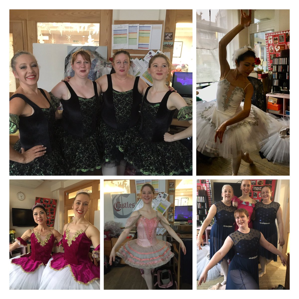 A great first Chelsea Ballet in the Community performance for 2020.  Congratulations to all those involved.  #ChelseaBallet #AdultBallet #Communitypic.twitter.com/YG3hDByD2y
