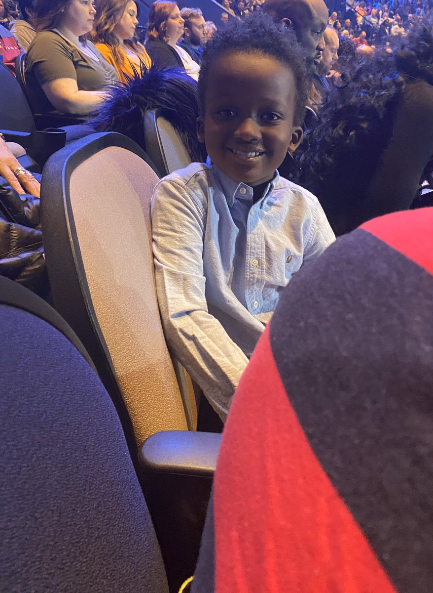 Church with the birthday boy! #Nephew #BusinessOwner #ReadingSinceTwopic.twitter.com/yyTAHgTRfR