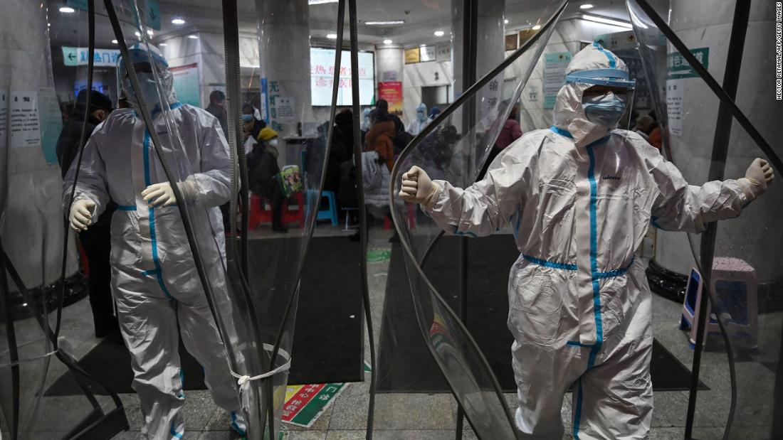 The head of the World Health Organization says he is going to China to assist with response efforts to the deadly coronavirus  https://cnn.it/2Gospvh