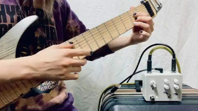 Reposted from @dime.masatooon 14 second waltz  Thank you for  @gocguitarsofficial  @gocguitarsjapan  @sir_tone_18  #GOCGuitars #SirTone #goheadless  #Limetone #limetoneaudio  #paixaoemviolao#lickwars #talentedmusicians  #guitarspotter #riffmonster #8st… https://ift.tt/36wpN9gpic.twitter.com/PK0iWfKuLY