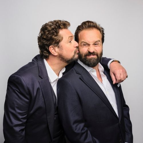 Cinema-goers will get the chance to see @mrmichaelball & @AlfieBoe's final #BackTogether show at @TheO2 when it is broadcast on the big screen across the UK and Ireland on 28 and 29 March 2020 @CinemaLiveInfo  https://musicaltheatrereview.com/ball-and-boe-to-bring-back-together-tour-to-the-big-screen/…pic.twitter.com/ITp8XMyqYS