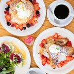 """Image for the Tweet beginning: Brunch is a favorite """"pastime"""""""