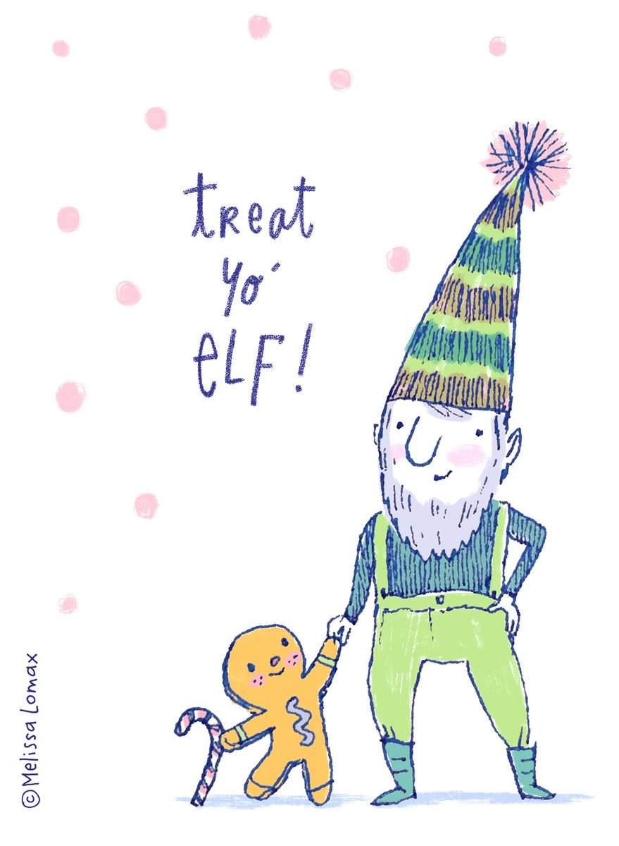 Colored these buddies during the holidays but the message still rings true!  The time is always right to be good to yourself & others #sundayfunday #gnome #treatyoself #bekind #doodle #hygge #sweaterweather #freelanceartist #womenwhocreate #cuteart  #positivequotes #weekendpic.twitter.com/qXnNsA08wx