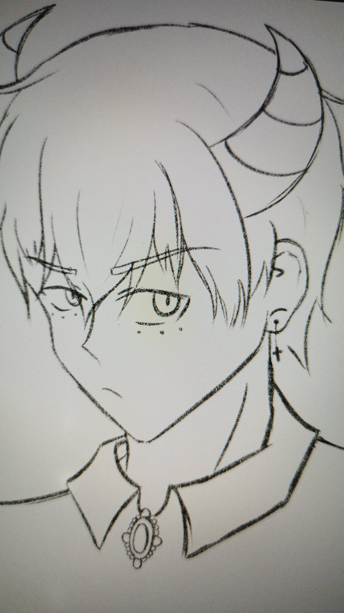 Jiro #OC #originalcharacter #drawing #digitaldrawing #digitalartpic.twitter.com/weHnqKxosQ