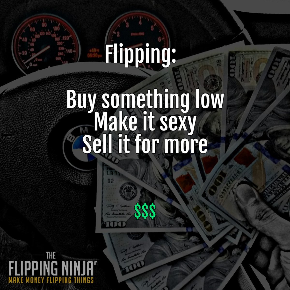 The beauty of making money flipping is that it's simple.⁠ Nothing confusing or hard to learn. Learn it once, make money for the rest of your life  #flipping #hustle #sidehustle #marketing #entrepreneurship #motivation #sales #entrepreneur #business #beyourownboss  #flipping4cashpic.twitter.com/hhDiroGBbo