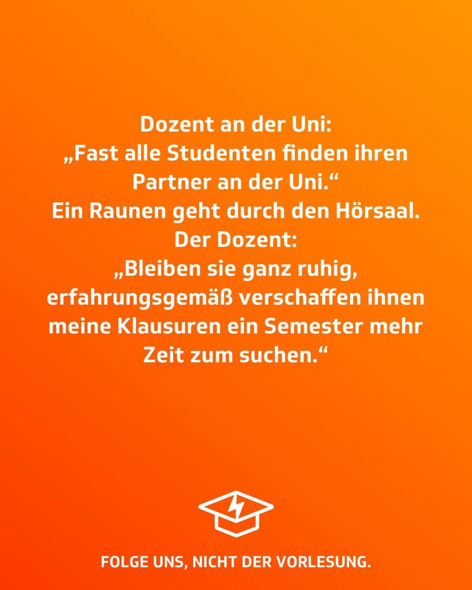 #studentenstoff #studentenleben #dozent #klausuren #klausurenphase #prüfungsphase #klausur #beziehung #kennenlernen #hochschule #studieren #lernen #studenten #dualerstudent #universität #studium #jodel #jodelapp #bestofjodel #jodeldeutschland #sprüche #spruch #lustigesprüchepic.twitter.com/JZ050hxtkg