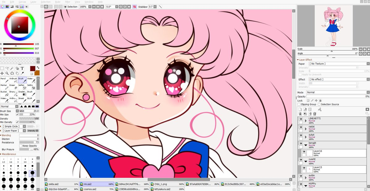 Chibi Usa wip #digitaldrawing #workinprogress #chibiusa #SailorMoon #sailormoonredraw #fanartpic.twitter.com/cgQKeb9x9P