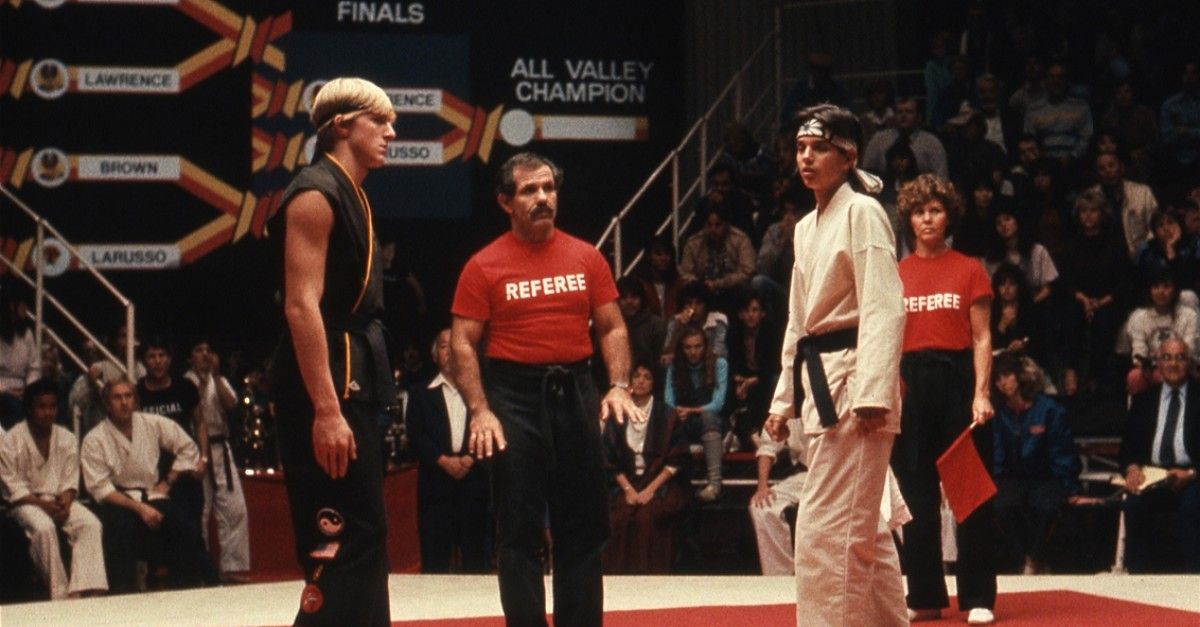 A Musical Adaptation of The Karate Kid Is in the Works. Is this going to be any good? Yay or nay? | Playbill https://buff.ly/3ayyTFR #Broadway #musicals #musicaltheatre #karate #singer #voiceteacherpic.twitter.com/rVYcKMBJui