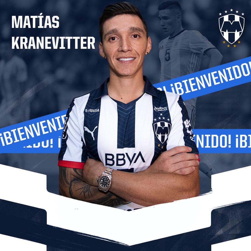 Officiel : Matias Kranevitter signe à Monterrey