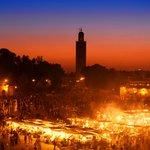 Image for the Tweet beginning: Geneva, Switzerland to Marrakesh, Morocco