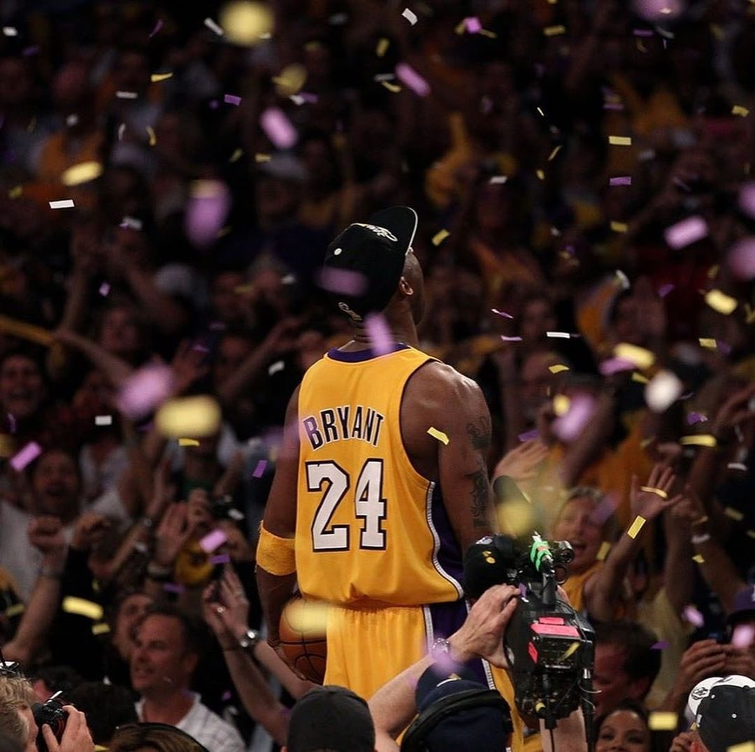 Speechless 😶 and shocked!! REST IN HEAVEN MAMBA 🙏🏾