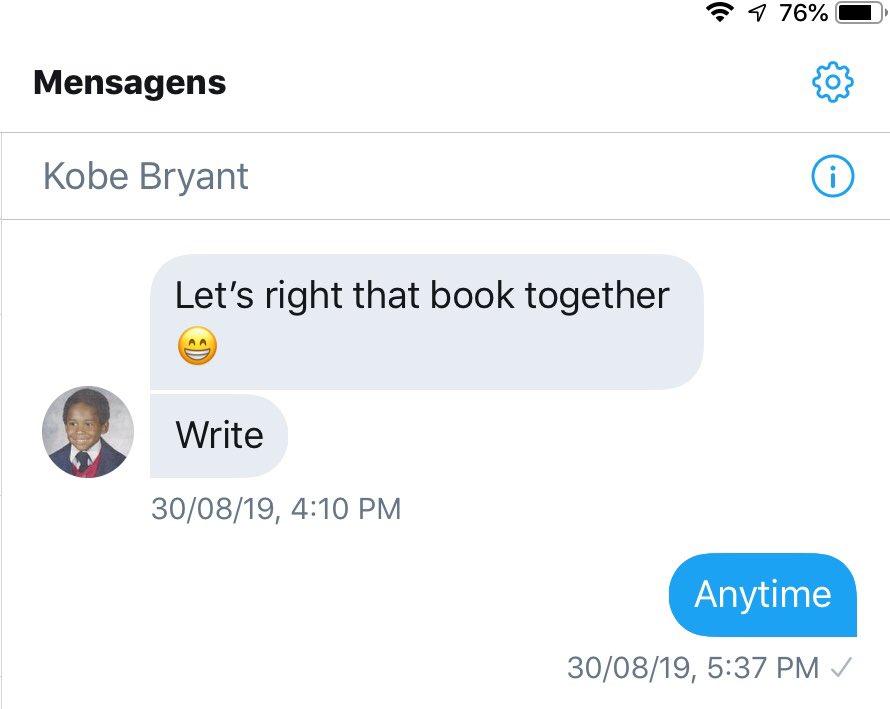 Writer Scraps Book Co-Written By Kobe Bryant