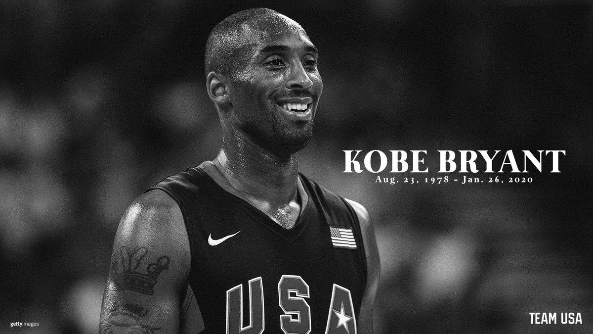Legend. Rest In Peace, Kobe Bryant.