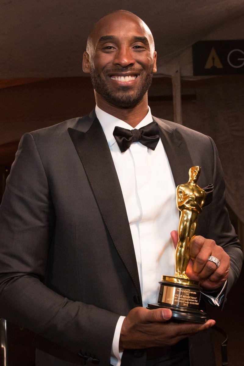 They doubted a kid could make it in the NBA and he proved them wrong. They doubted he could win a championship and he proved them wrong. They doubted he could make movies and he won an Oscar. Like all great artists, Kobe Bryant proved the doubters wrong. Rest in peace.