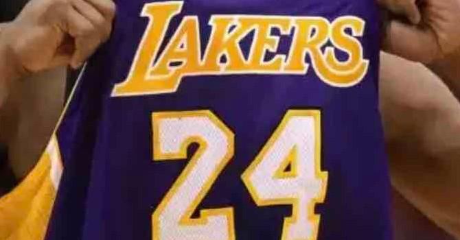 Addio Kobe