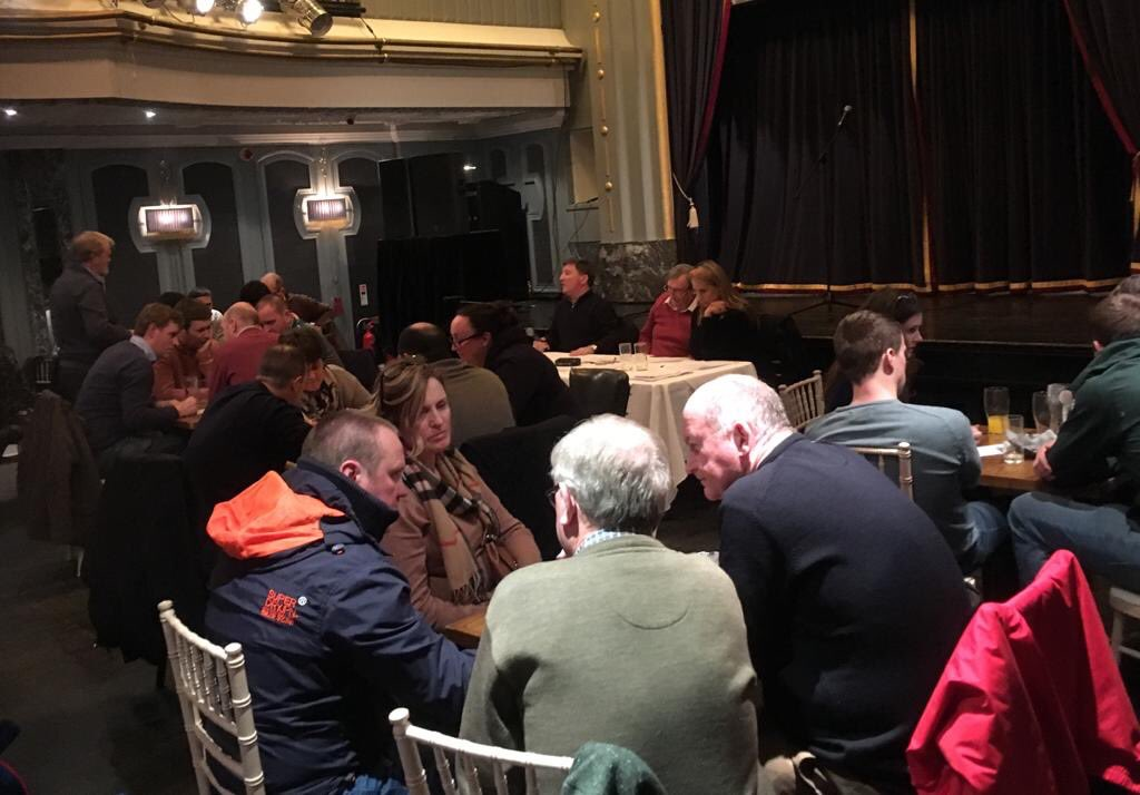 test Twitter Media - Scòr in full flow tonight in Langtons Set Theatre. Well done to all clubs involved. https://t.co/wMaZK5PtwK