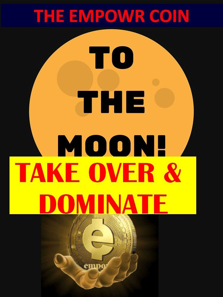TAKEOVER & DOMINATE the EMPR Coin   https://t.me/EMPRTakeOVER  #makingmoney ] pic.twitter.com/qfb9gIXepa