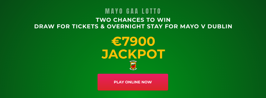 test Twitter Media - The Dubs are coming to Castlebar next week and to celebrate we have two chances to win again in this week's Lotto. Play online now @ https://t.co/kaMj9heSrW https://t.co/RPpC2MLhGs
