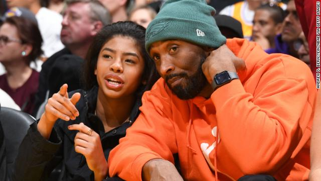 Kobe Bryants daughter Gianna, 13, was also killed in the California helicopter crash, along with her father and three other people, a source tells CNN  https://cnn.it/2uDddYo