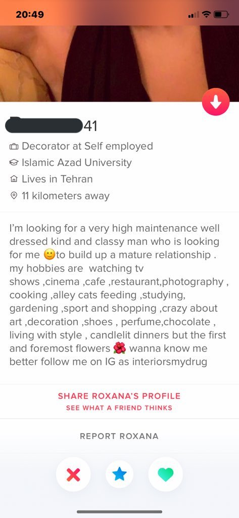 #TinderUnboxing In a mature relationship, you should be looking for others in your best suit. pic.twitter.com/U0YNF09YH9