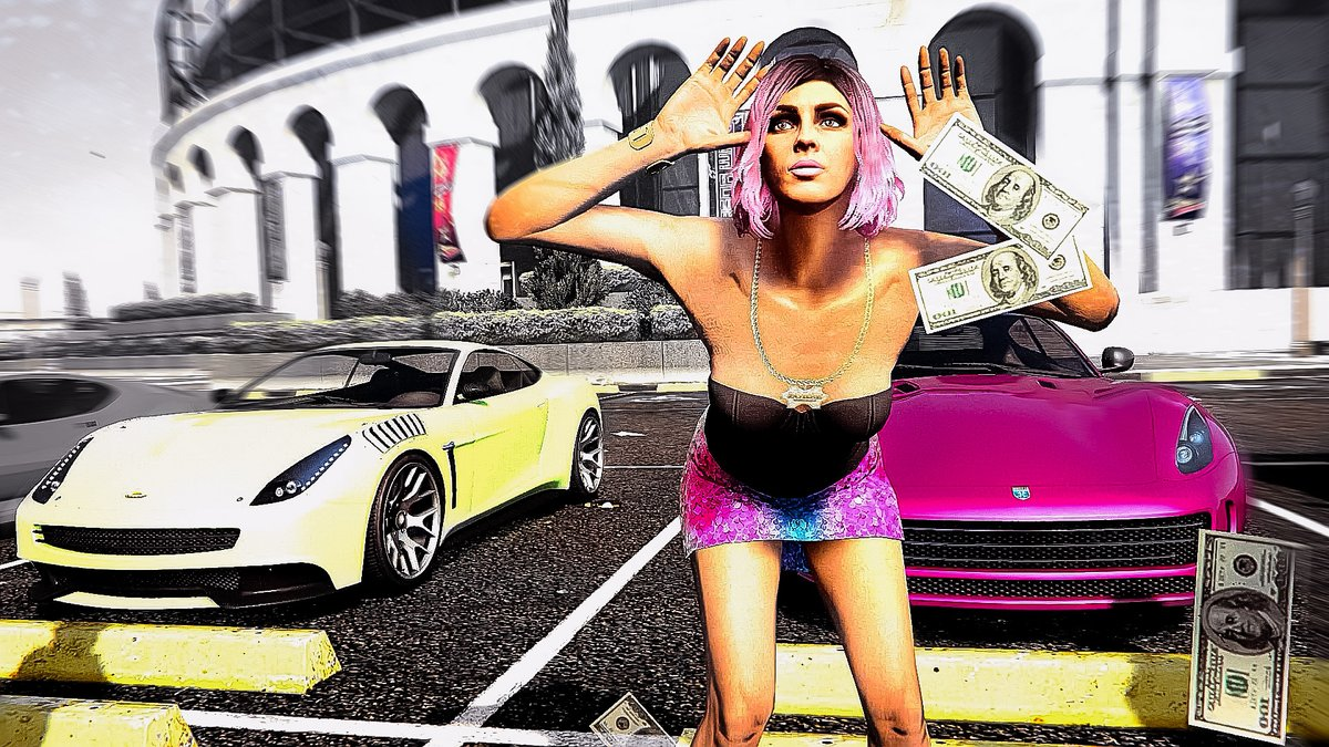 Met these Awsome strangers id like to call my friends!  Crew meet up hostet by @OhhCurly__  #RockstarGames #GTAOnline #daSnakZ #B1GMATIC #PS4 #LuckySnaps #Gtaphotographers #Snapmatic #Waveformgamingpic.twitter.com/PCzuAI2S0u