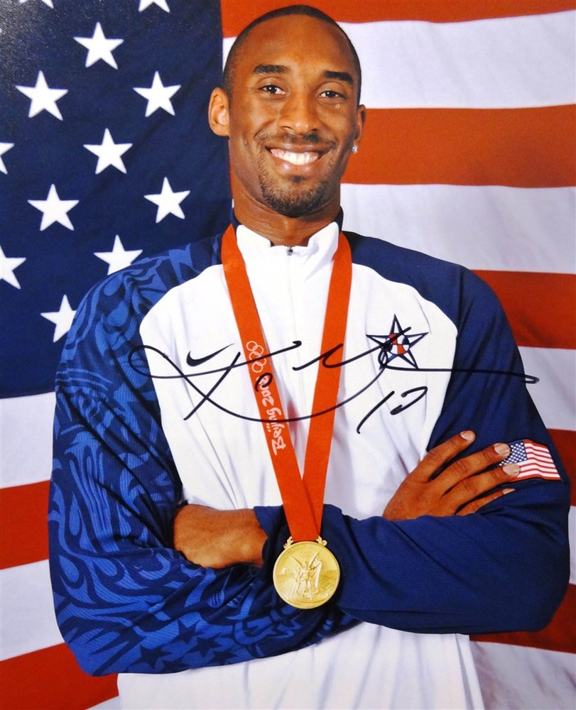 @Lakers Like everyone else, I'm very shaken up.  In 2008 I woke up at 2am to watch @TeamUSA capture the gold medal in Beijing.  I love the international games and am so proud to have watched his legendary career and to have had him on my team for 2 great summers.  #RIPKobeBryantpic.twitter.com/coJCQaubND