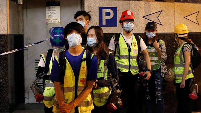 #HongKong once had Asia's best police, best health service & greatest press freedom   Thanks to #CarrieLam it has lost all three, as her police grope, beat, pepperspray journalists, arrest medics & face allegations of rape   No time for silence   Time for an international inquiry