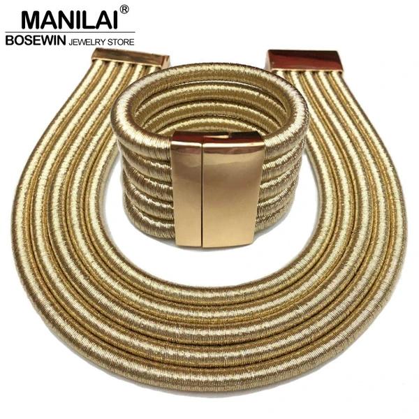 Hot Boho Collar Necklace Jewelry Sets Magnetism Multilayer Choker Necklace & Bracelet Set https://aliallp15.myshopify.com/collections/jewellery-sets/products/manilai-hot-boho-collar-necklace-jewelry-sets-magnetism-multilayer-choker-necklaces-bracelets-set-women-bijoux…pic.twitter.com/wH3jF2hW1J