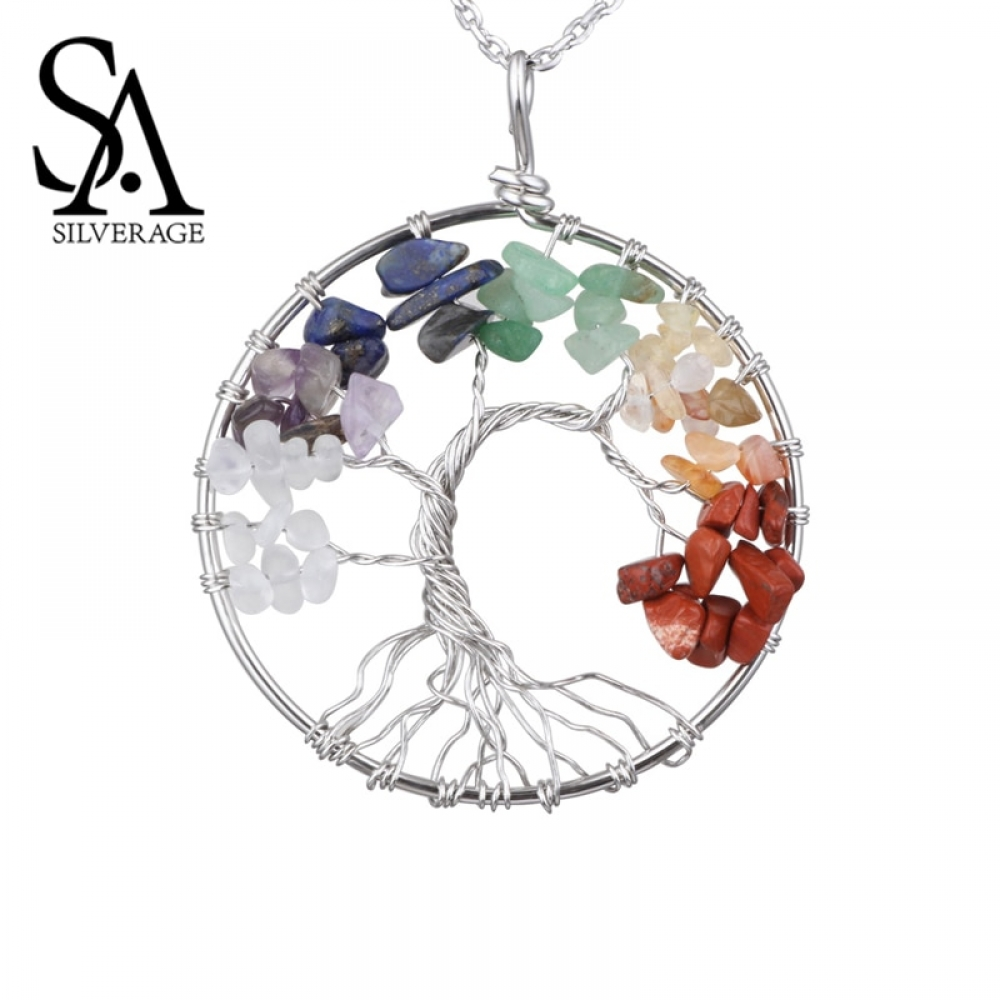 #menfashion #womenfashion#jewelry #shoes #accessories #watches#makeup SA SILVERAGE Life Tree Necklace Colorful Natural Stone Long Necklace Unisex Trendy European American Top Selling Macadam Pendant https://waloual.com/product/sa-silverage-life-tree-necklace-colorful-natural-stone-long-necklace-unisex-trendy-european-american-top-selling-macadam-pendant/…pic.twitter.com/BTkhSFBN5g