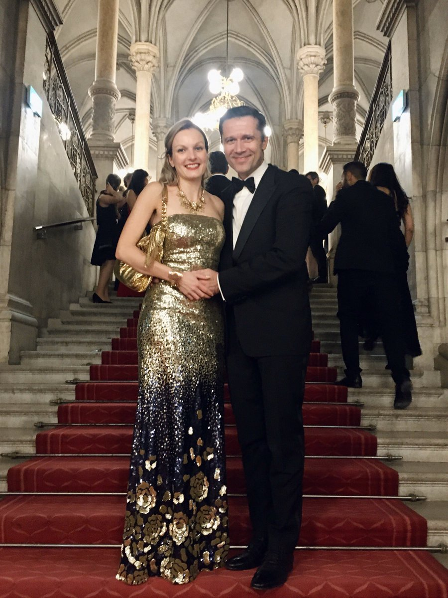 Wonderful times at Vienna #SciBall20 last night. Thank you for a great evening. #Vienna #Science #BallSeason @SciBallpic.twitter.com/PSHCOliE1S