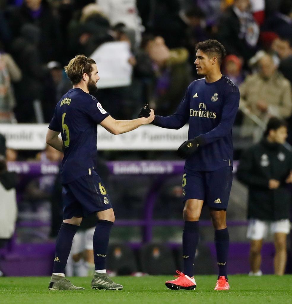 Foot européen : le Real prend seul les commandes de la Liga, la Juventus trébuche à Naples