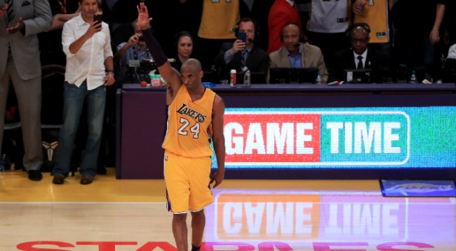 Donovan Mitchell and Tristan Thompson want to see Kobe Bryant's number retired league-wide https://t.co/cLPtdGw7eU https://t.co/yvvXZJU11K