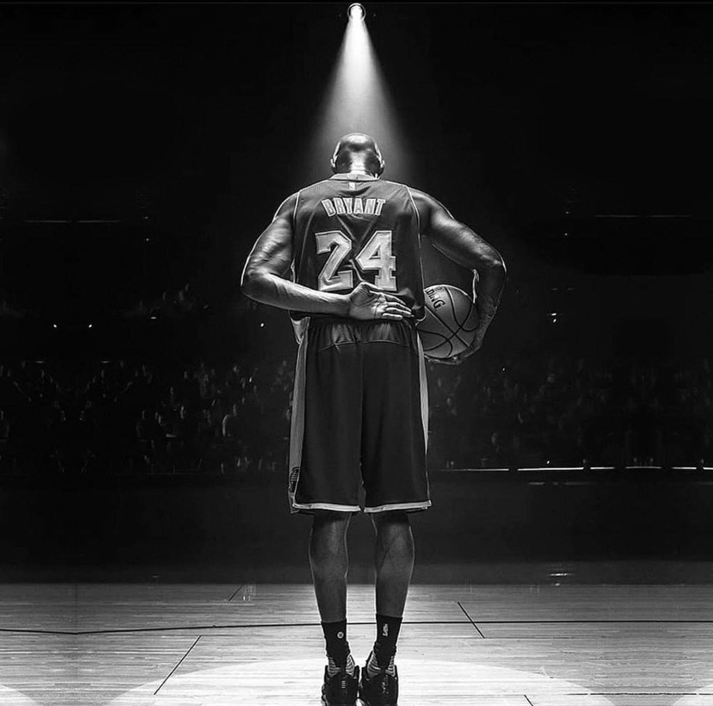 Sport is mourning the death of an iconic legend. #Kobe was an inspiration for everyone. A thought to his family and all the victims of the accident 🙏🏻. #KobeBryant  https://www.youtube.com/watch?v=ziUc0OCDmoU…