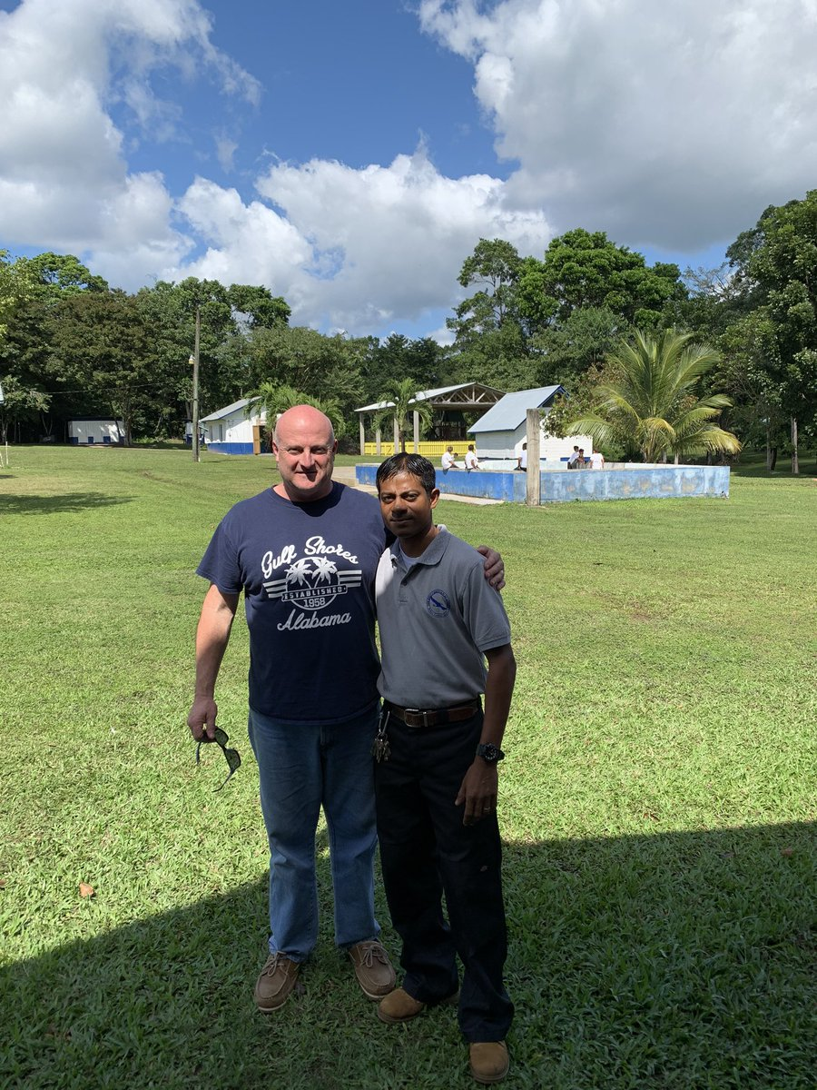 test Twitter Media - What a blessing it was to get to share His word during our mission trip in Belize. Getting to see old friends and make new ones. God is good. https://t.co/a13kFD00NI