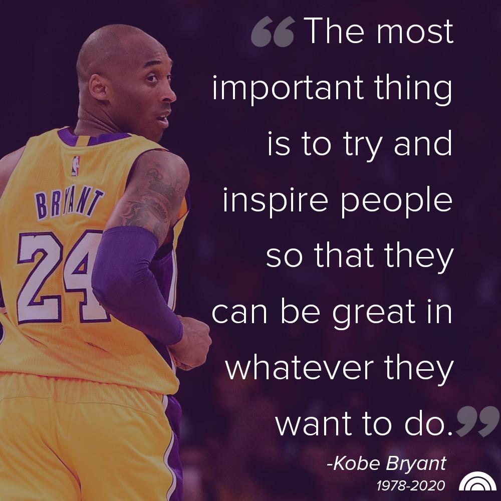 Legend. Rest in peace, Kobe Bryant.💔