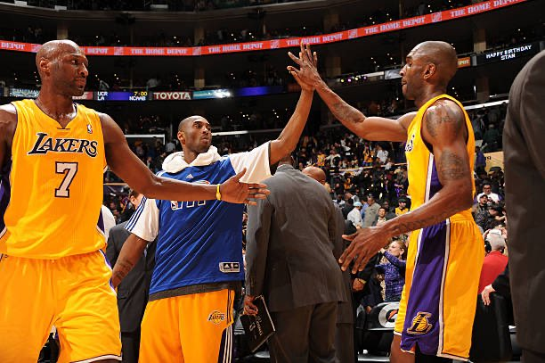 Brotherhood is something special to be a part of! We are blessed to be a part of one of the BIGGEST brotherhoods around! When you lose a brother. It hurts pretty deep! R.I.P. Kobe Bryant! You will be missed brother! Sending my prayers & condolences to his entire family! Shocked https://t.co/qSxviN4GwV