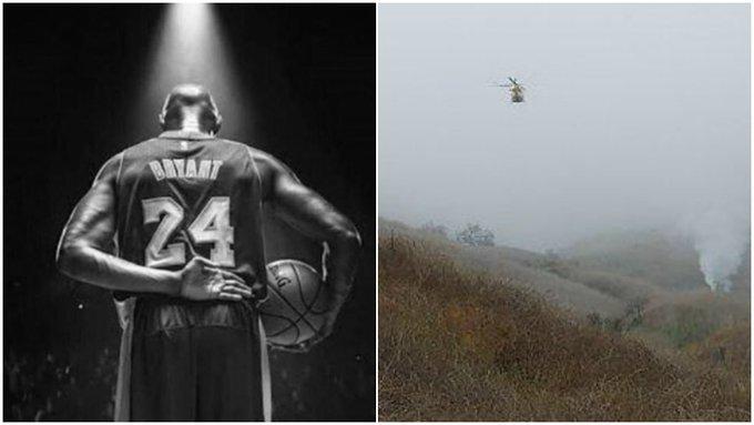 【影片】Kobe Bryant直升機墜毀現場影片曝光  NBA官方已確認機上人員全部遇難