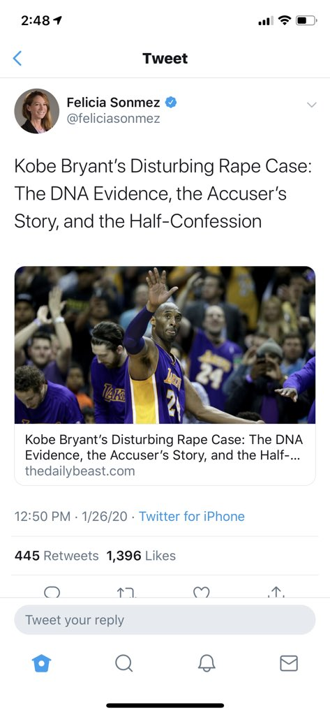 A Reporter's Suspension After Tweeting About Kobe Bryant's Dismissed 2004 Rape Case, Offers a Teachable Moment in Workplace Ethics