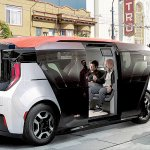 Image for the Tweet beginning: GM envisions its AV as