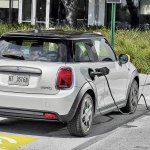 Image for the Tweet beginning: Mini's EV mission all about