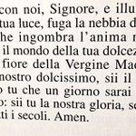 "Image for the Tweet beginning: La scrittura da ""Preghiera di"