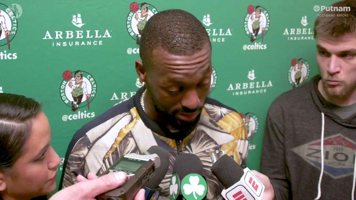 Boston Celtics @celtics