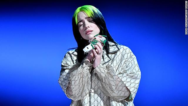 Billie Eilish had a historically big night at the Grammy Awards, becoming just the second person to win best new artist, as well as song, album and record of the year in the same year cnn.it/2O2rJjw