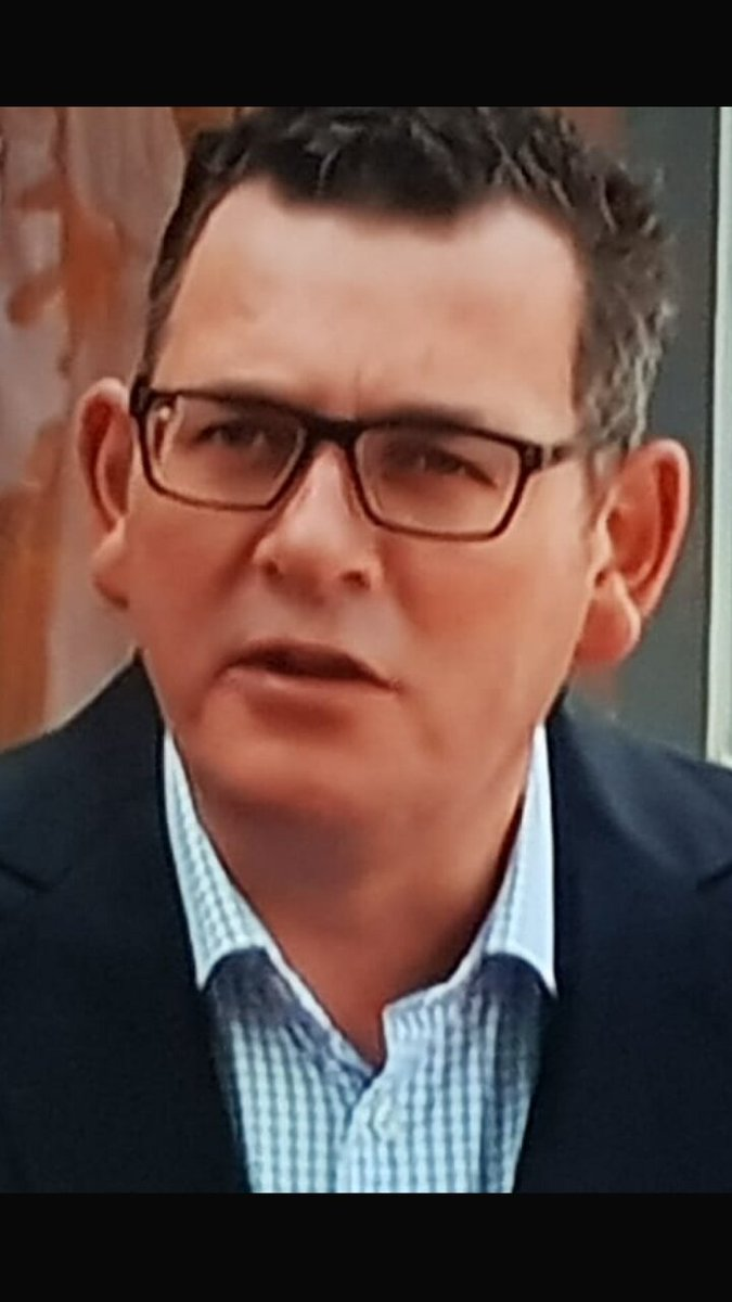Mystery solved why Andrews cant listen, hes got 3 noses. #Australianpolitics #Victoriapic.twitter.com/fyOQIZLg18